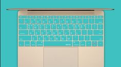 DEVOL / for New MacBook 12-inch / color : mint