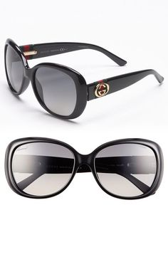 fc1b69e2f9c Gucci 56mm Polarized Sunglasses
