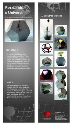 dodecaedro (relogio)