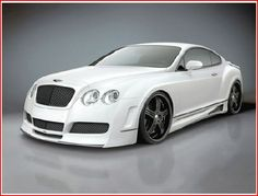This is the Bently Continental GT - one day I will have one on my drive :-)