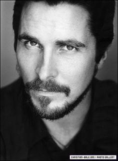 Christian Bale - intense and amazing