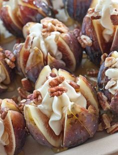 Stuffed Fig appetizer