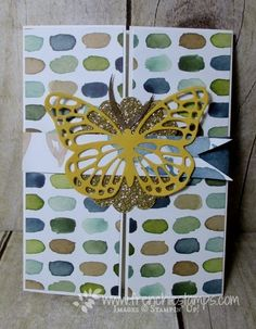 Stamp & Scrap with Frenchie: Gated card with One sheet wonder