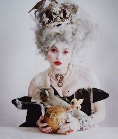 Helena Bonham Carter photographed by Tim Walker