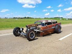 American Rat Rod Cars & Trucks For Sale: 1957 Chevrolet Nomad Rat Rod