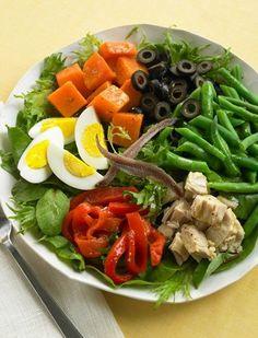 ♥ Salade Nicoise Healthy Recipe   Food