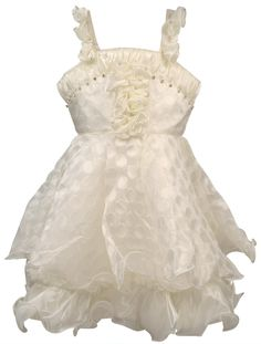 Sleeve less Baby Frock
