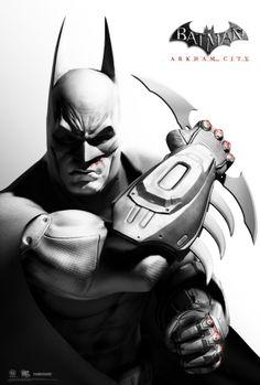 Batman Arkham City - Batman