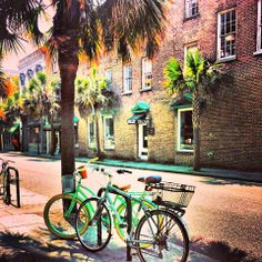 Oh, How I Love Thee…Charleston