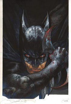Batman by Simone Bianchi *