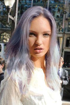 lavender hair love
