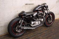 Harley Cafe Racer