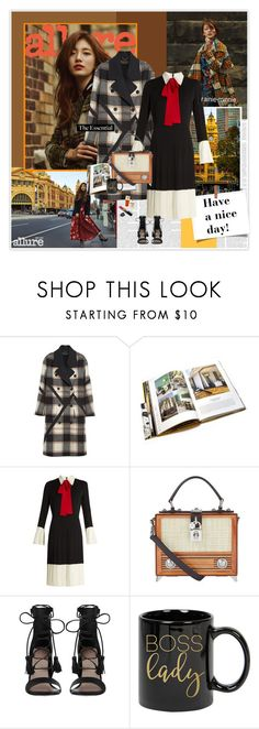"""""""On the street of Melbourne"""" by rainie-minnie ❤ liked on Polyvore featuring Burberry, GESTALTEN, Gucci, Dolce&Gabbana, Zimmermann, Chanel and Yves Saint Laurent"""