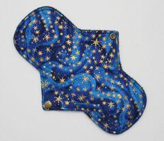 "Lady Days Cloth Pads - 9.5"" Cloth Menstrual pad Regular"