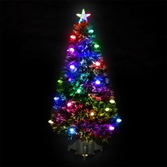 The 9 best Fibre-Optic Christmas Trees images on Pinterest | Fiber ...
