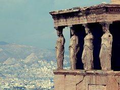 Ερεχθειο,Καρυατιδες Athens
