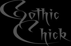 Gothic Chick (Davy's Grey) - 2014 Collection © stampfactor.com