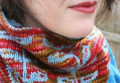 Intro to Double Knitting: Sprout Cowl on Creativebug
