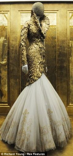 The Met's Savage Beauty exhibition featuring Alexander McQueen May 4 - July 31