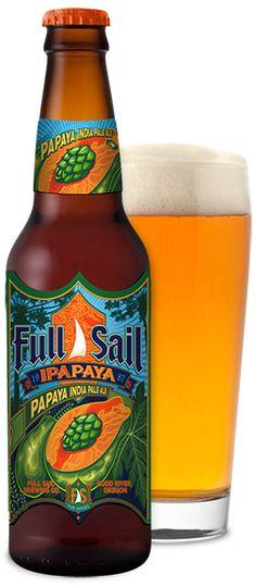 IPApaya IPA - Full Sail Brewery