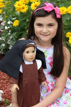 Therese's Little Missionaries - Dolls from Heaven