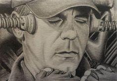 Stargate SG1 Jack O'Neill Richard Dean Anderson ACEO Sketch Art Card Drawing | eBay