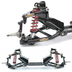 We have front suspension kits for trucks Link for product info: . Pedal Cars, Rc Cars, Carros Off Road, Kart Cross, Diy Go Kart, Sand Rail, Reverse Trike, Trophy Truck, C10 Trucks