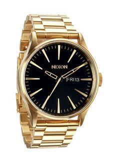 Nixon The Sentry SS All Gold / Black