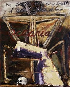 John Walker: Text in/and Painting — The Highlights John Walker, Richard Diebenkorn, Oil On Canvas, Graham, Sculpture, Abstract, Expressionism, Google Search, Painters
