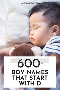Dreaming of the best baby boy names that start with D? Then our ultimate list of unique D letter boy names is for you! Here you'll find the best unique boy names, baby boy names, cute baby boy names that start with D, cool boy names that start with D, boy middle names that start with D, and more to inspire you Royal Baby Boy Names, Baby Boy Middle Names, Cute Baby Boy Names, Names For Boys List, Cute Boys, Cute Babies, Handsome Boy Names, Unusual Boy Names, Perfect Boy