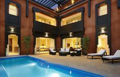 Riad Villa Lavande note TripAdvisor et Booking pour ce riad de luxeViaprestige Marrakech