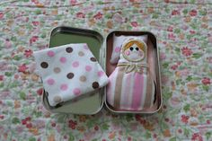 Little-girl hand-made gifts this cute should be against the law!