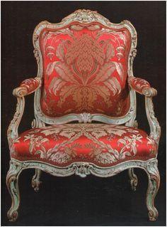 Nicolas Heurtaut, virtuose du fauteuil de style Rocaille - Regard d'antiquaire