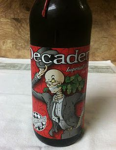 Decadent Imperial IPA from Ska Brewing Company