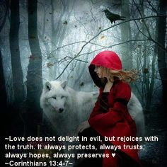 True Love Knows No Fear!!