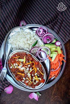 Shahi Kadai Mushroom [Video Recipe] #curry #glutenfree