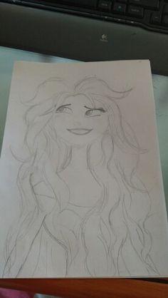 Frozen, Princesa Elsa,