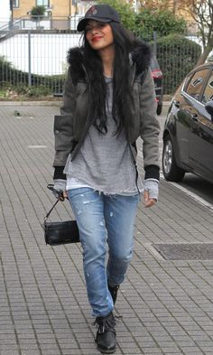Nicole Scherzinger Out In London, 2012