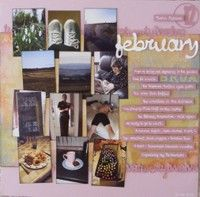 A Project by SarahYoo from our Scrapbooking Gallery originally submitted 03/22/12 at 02:19 PM