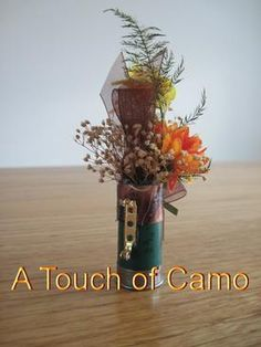 shotgun shell boutonniere | ... of CAMO: Online Store Items: Shot Gun Shell Boutonniere!! MADE IN USA - how to make them