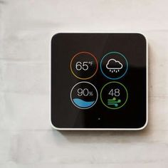 Sentri home security system is a clock, motion detector and video camera—with many other features