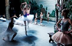 A dress rehearsal at the Bolshoi, a month after the acid attack on the company. New Yorker article Danse Macabre by David Remnick