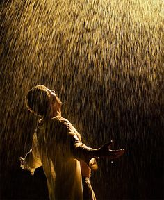 50 Examples of Rain Photography to Lay Aside Your Sadness. Lev Tsimring: Hope by Robot.