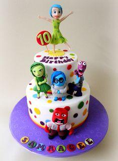 inside out cake - Recherche Google