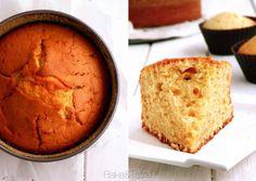 Bake&Taste: Ciasto pomarańczowe / muffinki