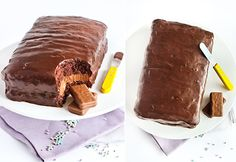 Giant Tim Tam Cake by Steph at Raspberricupcakes - Australia day food and party ideas | Mouths of Mums