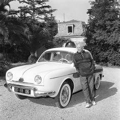 Pablo Picasso et Renault Dauphine