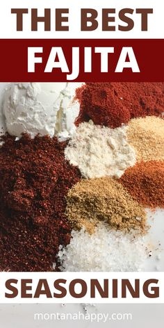 Homemade Fajita Seasoning Mix Recipe - why buy store bought when you probably already have all the spices at home? | Homemade Seasoning Mixes | Fajita Recipes | Homemade Fajita Recipe | Homemade Condiments | seasoning mix | homemade seasoning mix | fajita seasoning mix | seasoning mix recipe | best seasoning mix recipe Drink Recipes Nonalcoholic, Frozen Drink Recipes, Coffee Drink Recipes, Summer Drink Recipes, Easy Drink Recipes, Simple Recipes, Fajita Seasoning Mix, Homemade Fajita Seasoning, Fajita Recipe