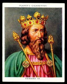 Edward III (13 November 1312 – 21 June 1377) was King of England from 1327 until his death; he is noted for his military success and for restoring royal authority after the disastrous reign of his father, Edward II. Edward III transformed the Kingdom of England into one of the most formidable military powers in Europe.