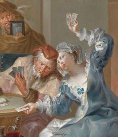 Иоганн Георг Платцер (Johann Georg Platzer, 1704-1761, Austria) - Details \4\. Обсуждение на LiveInternet - Российский Сервис Онлайн-Дневников